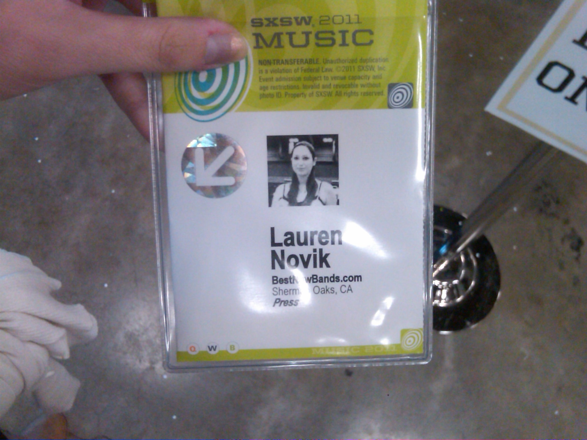 laurens_sxsw_credential