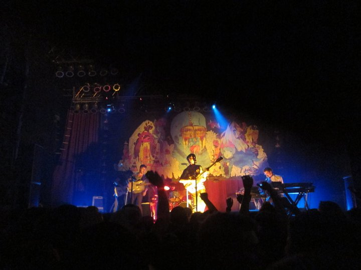ptm2 Concert Review: Portugal. The Man Takes Over the House of Blues in Anaheim, CA